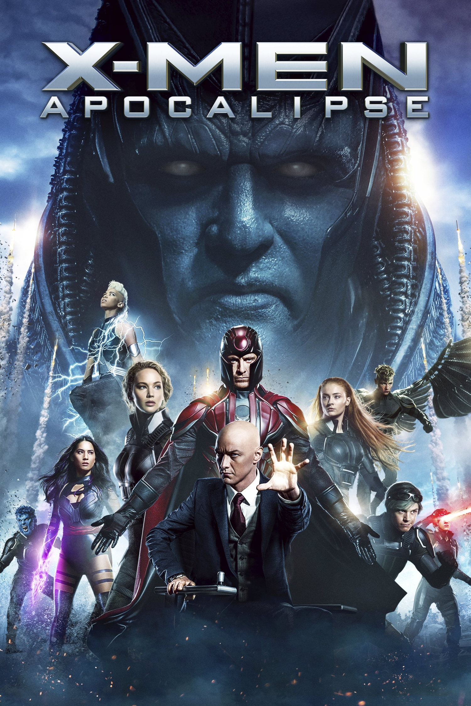 Apocalypse X Men