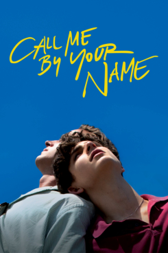 Poster Call Me by Your Name