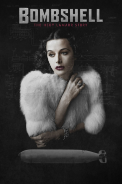 Poster Bombshell: The Hedy Lamarr Story