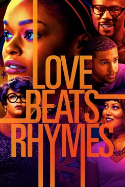 Poster Love Beats Rhymes