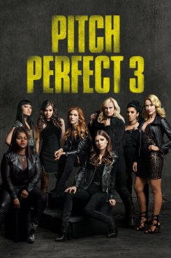 Poster Pitch Perfect 3
