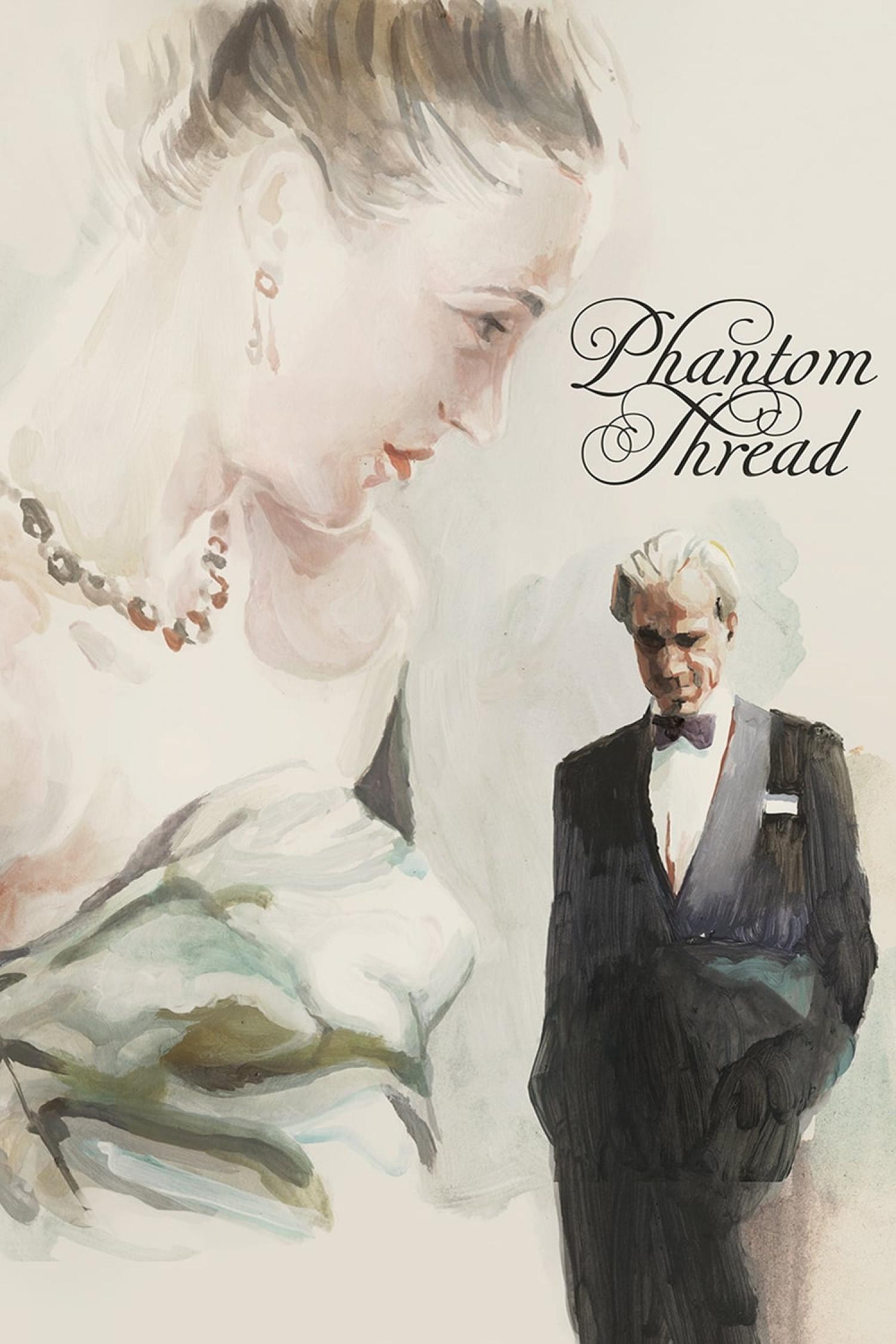 Phantom Thread Arvostelu
