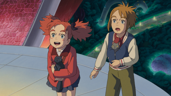 Poster Mary and the Witch's Flower