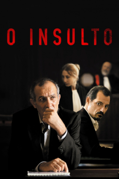 Poster The Insult
