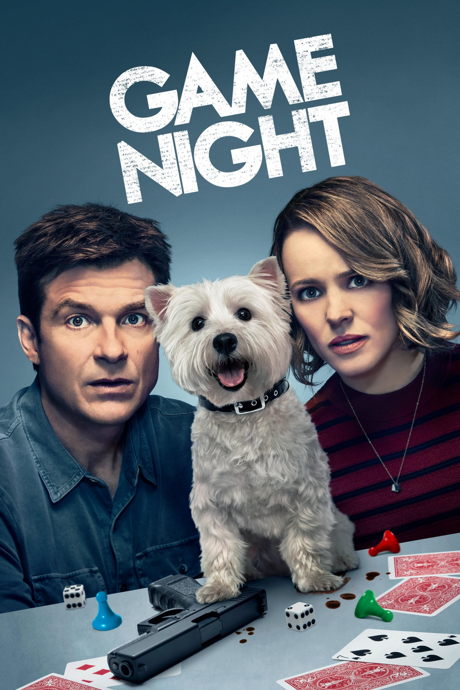 game night movie info and showtimes in trinidad and