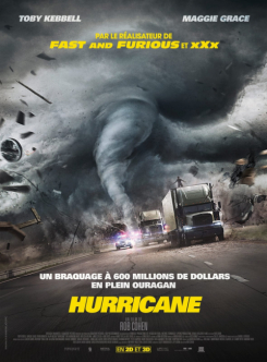 Poster The Hurricane Heist