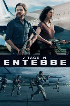 Poster 7 Days In Entebbe