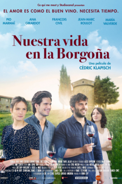 Poster Back to Burgundy