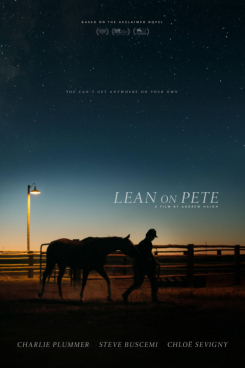 Poster Lean on Pete