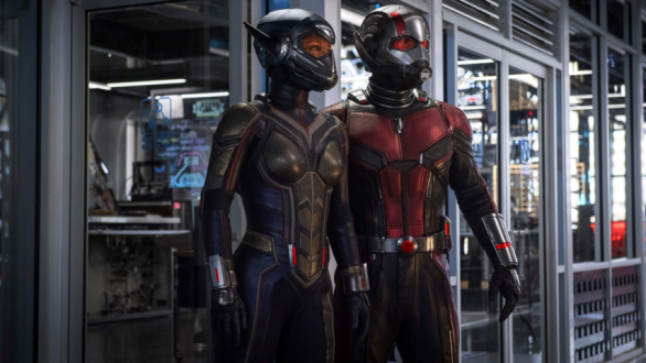 Poster Ant-Man and the Wasp