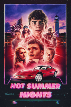 Poster Hot Summer Nights