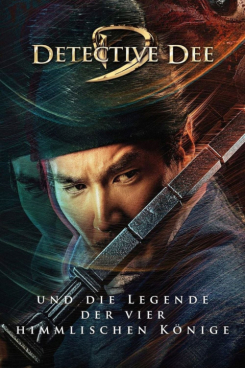Poster Detective Dee: The Four Heavenly Kings