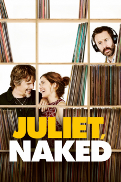 Poster Juliet, Naked