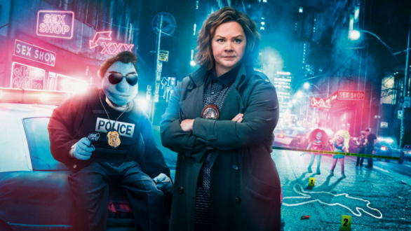 Poster The Happytime Murders