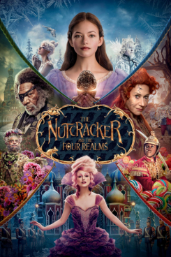 Poster The Nutcracker and the Four Realms