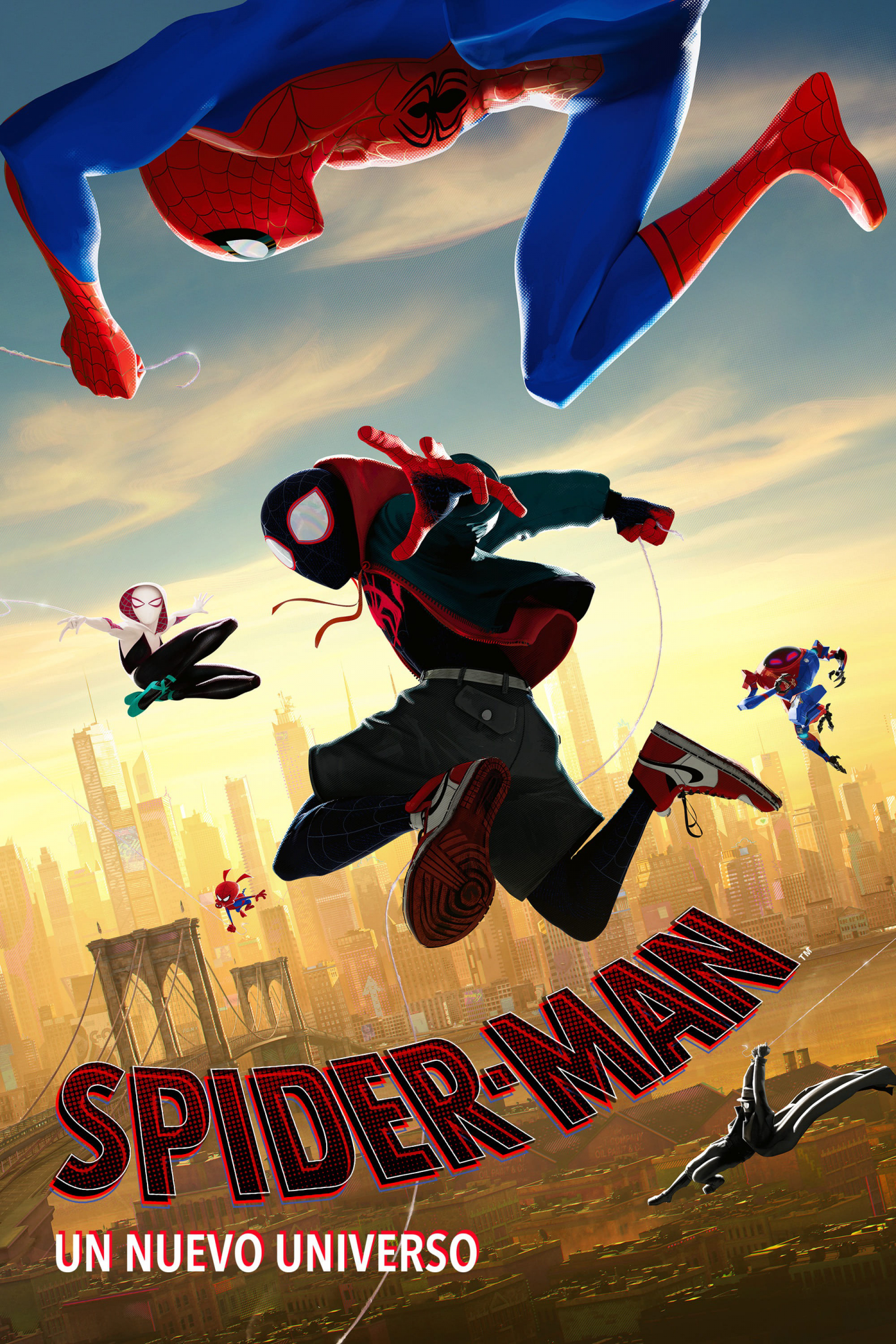 SpiderMan: Into the SpiderVerse  Movie info and showtimes in Trinidad and Tobago  ID 2249