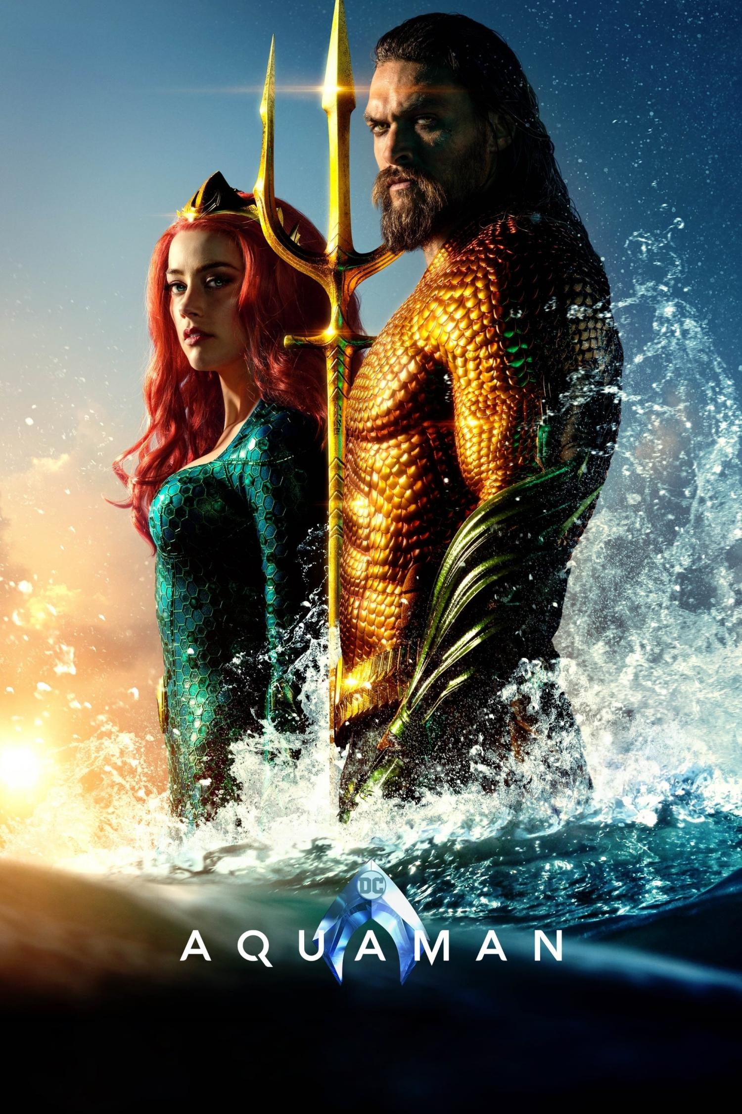 Aquaman - Movie info a...