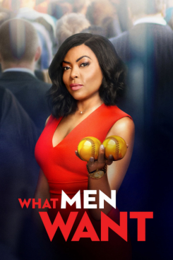 Poster What Men Want