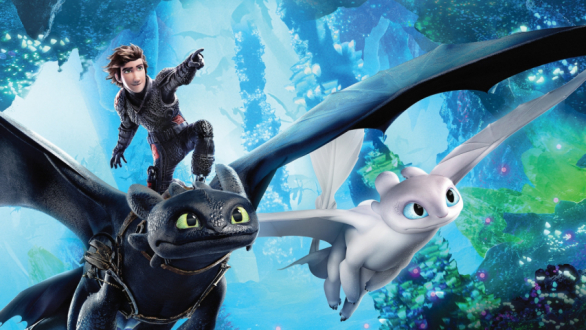 Poster How to Train Your Dragon: The Hidden World