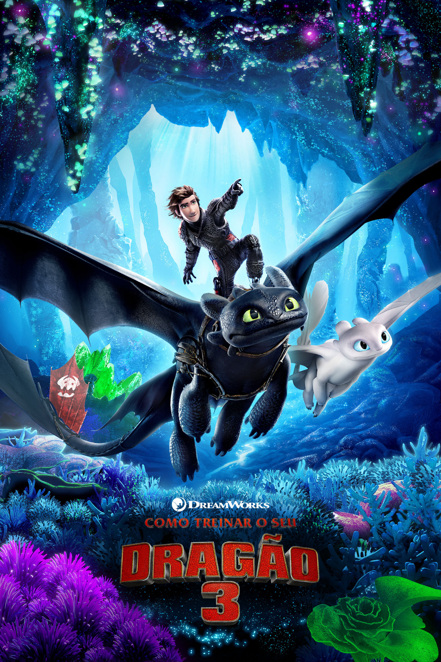 how to train your dragon the hidden world movie info