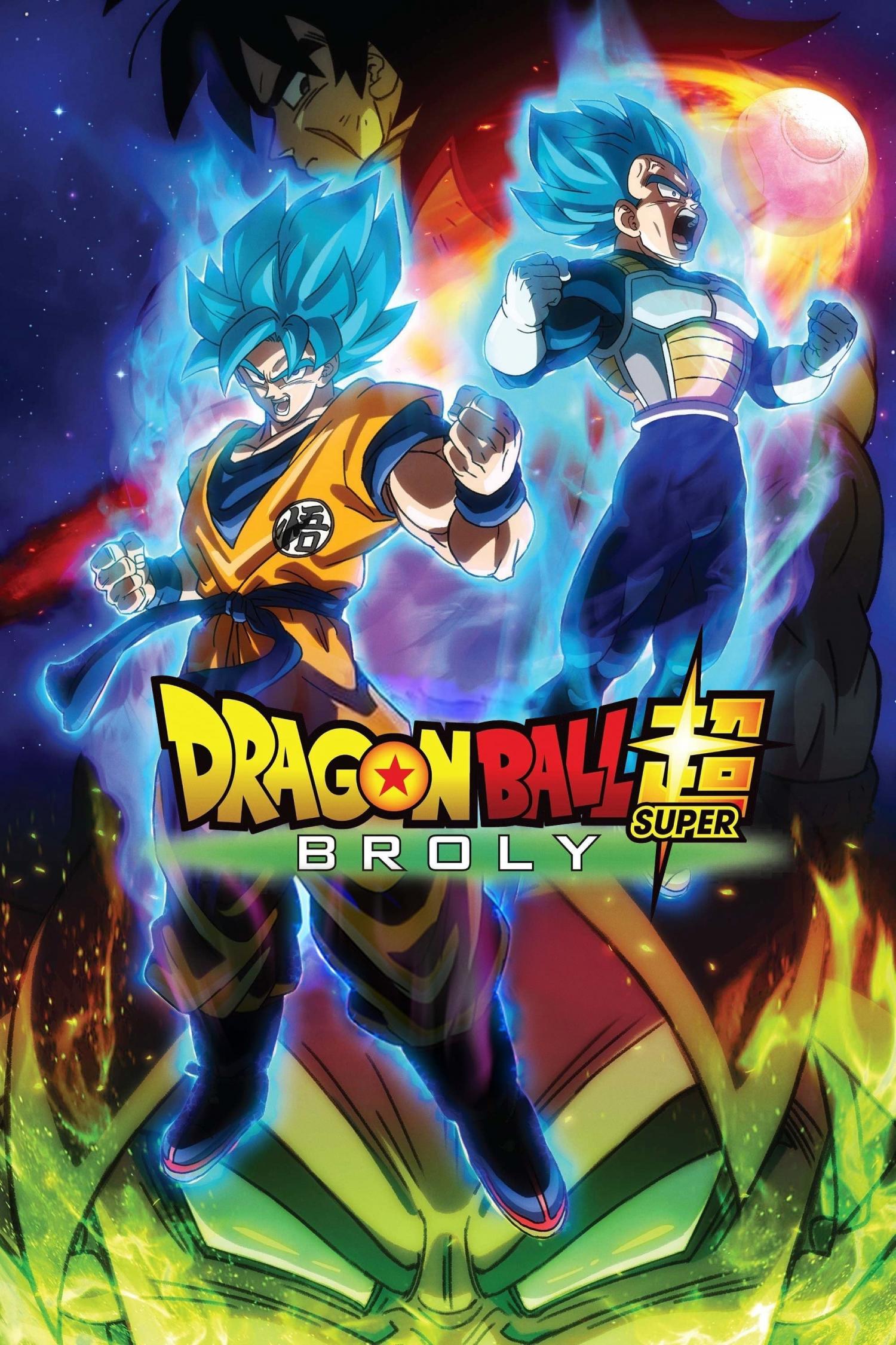 Dragon Ball Super Rollen