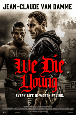 Poster We Die Young