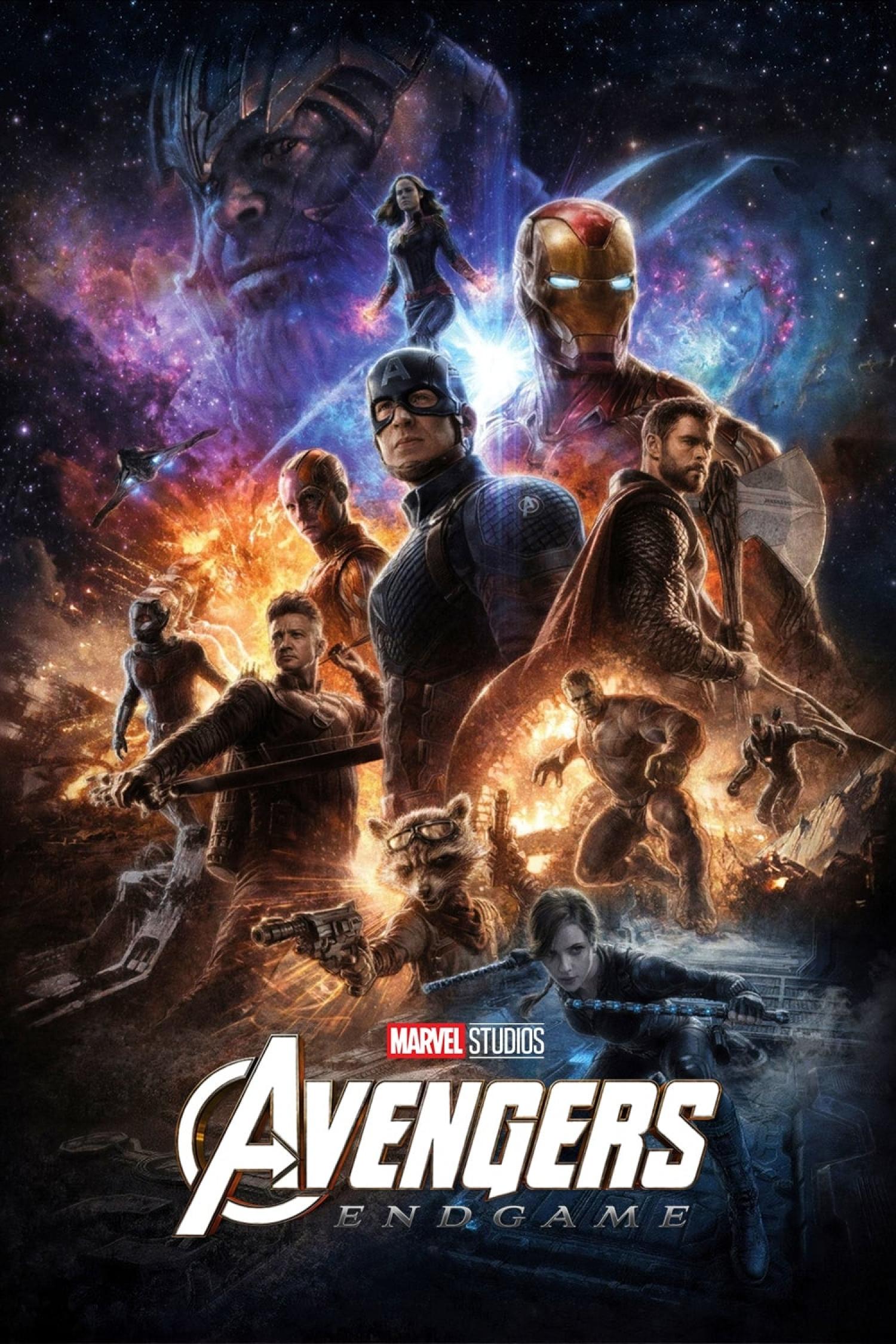 Avengers Endgame Ikäraja