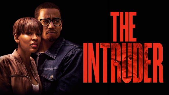 Poster The Intruder