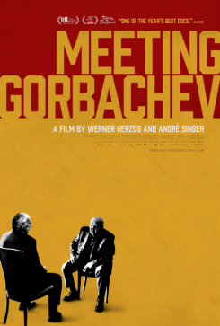 Poster Meeting Gorbachev