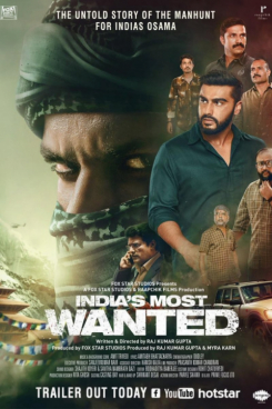 Poster India s Most Wanted