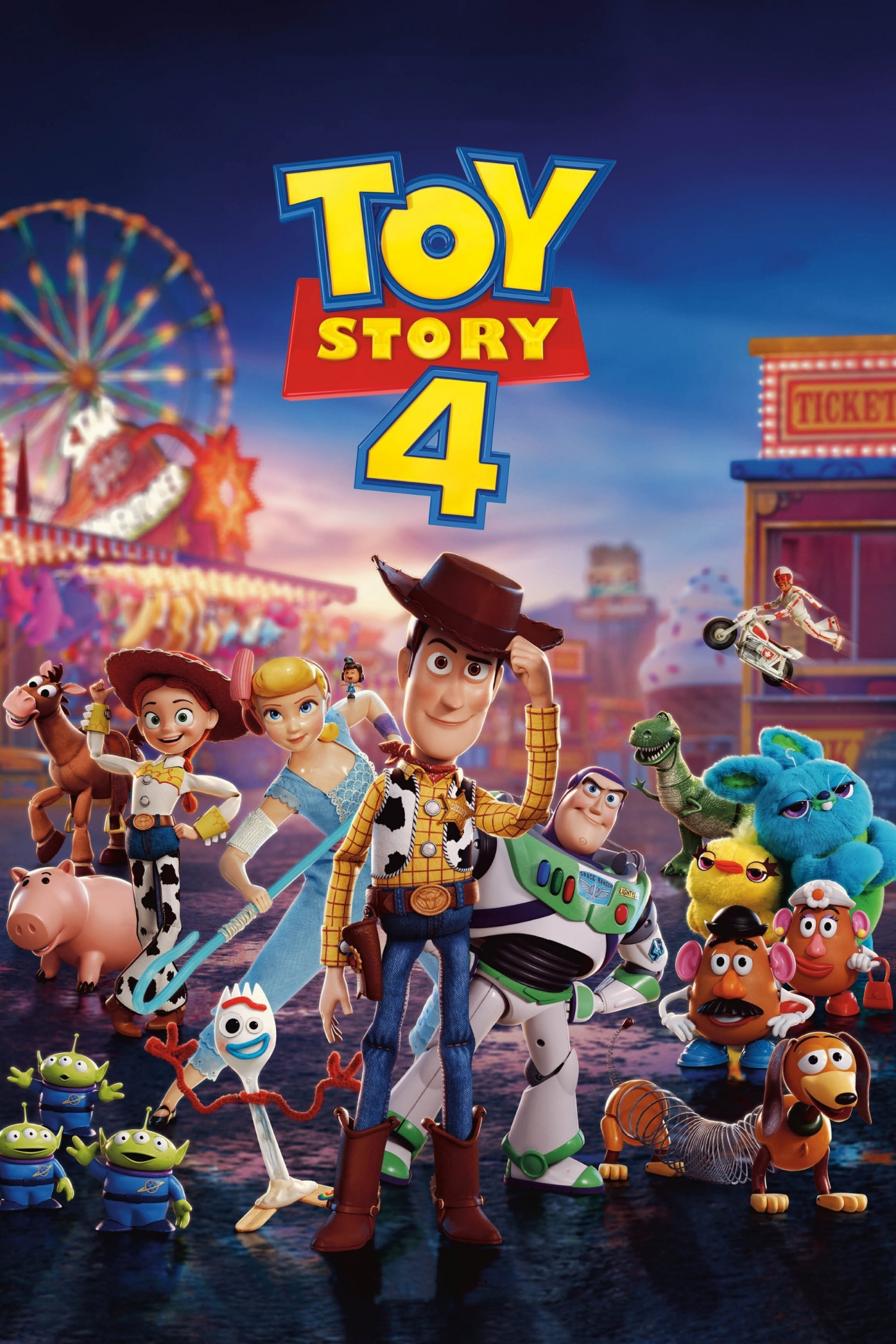Toy Story 4 Movie Info And Showtimes In Trinidad And