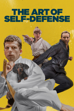 Poster The Art of Self-Defense