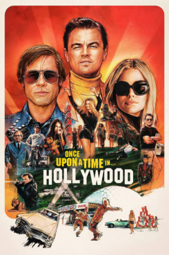 Poster Once Upon a Time in Hollywood