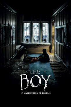Poster Brahms: The Boy II