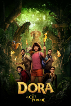 Poster Dora and the Lost City of Gold