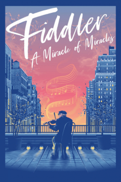 Poster Fiddler: A Miracle of Miracles