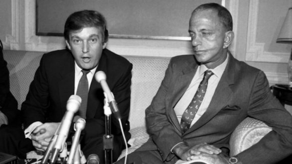 Poster Where s My Roy Cohn?