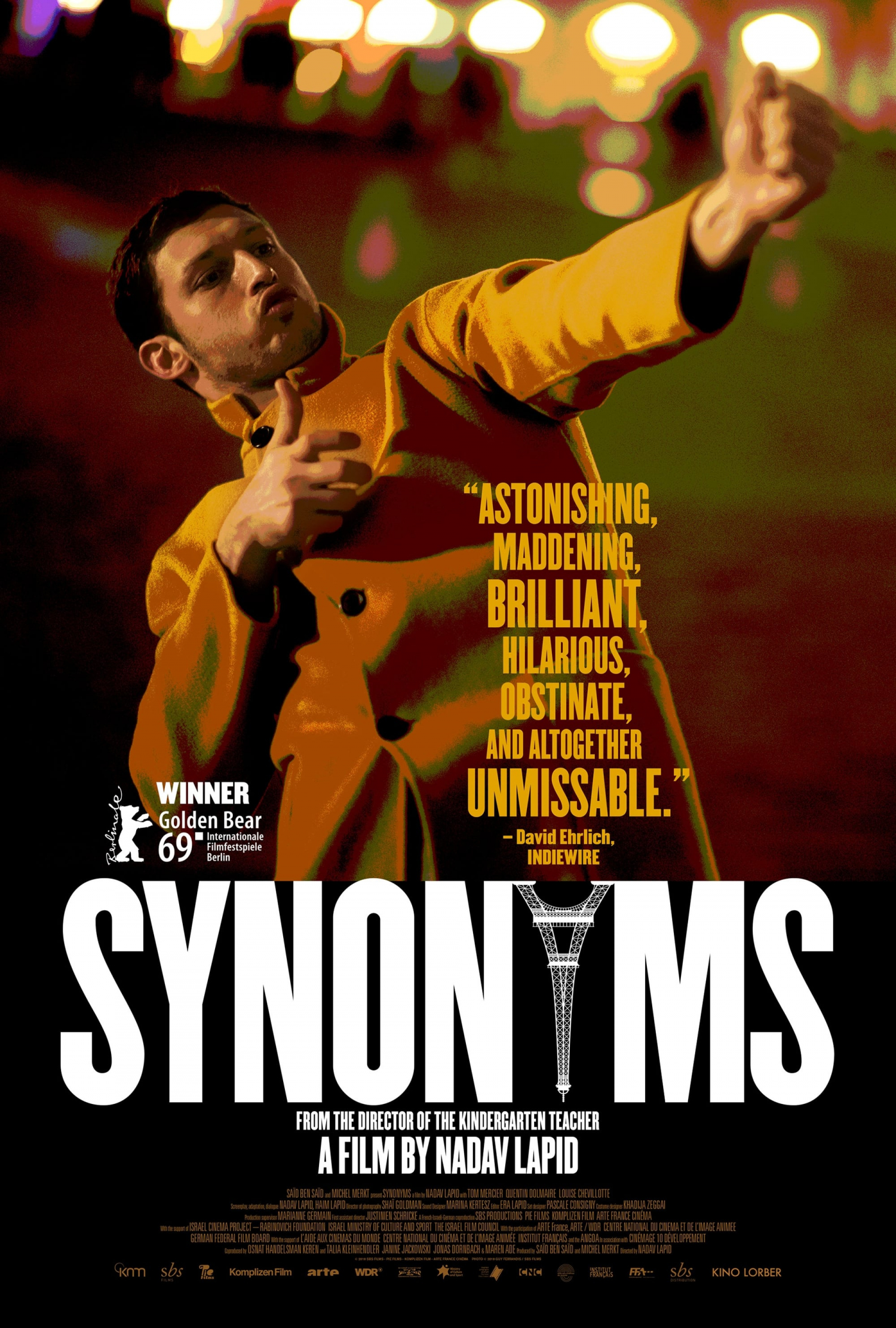 Synonyms - Movie info and showtimes in Trinidad and Tobago ...