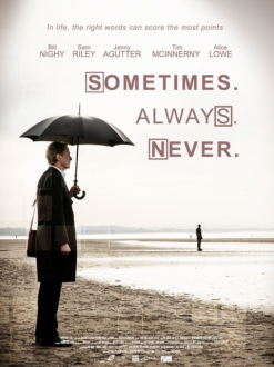 Poster Sometimes Always Never
