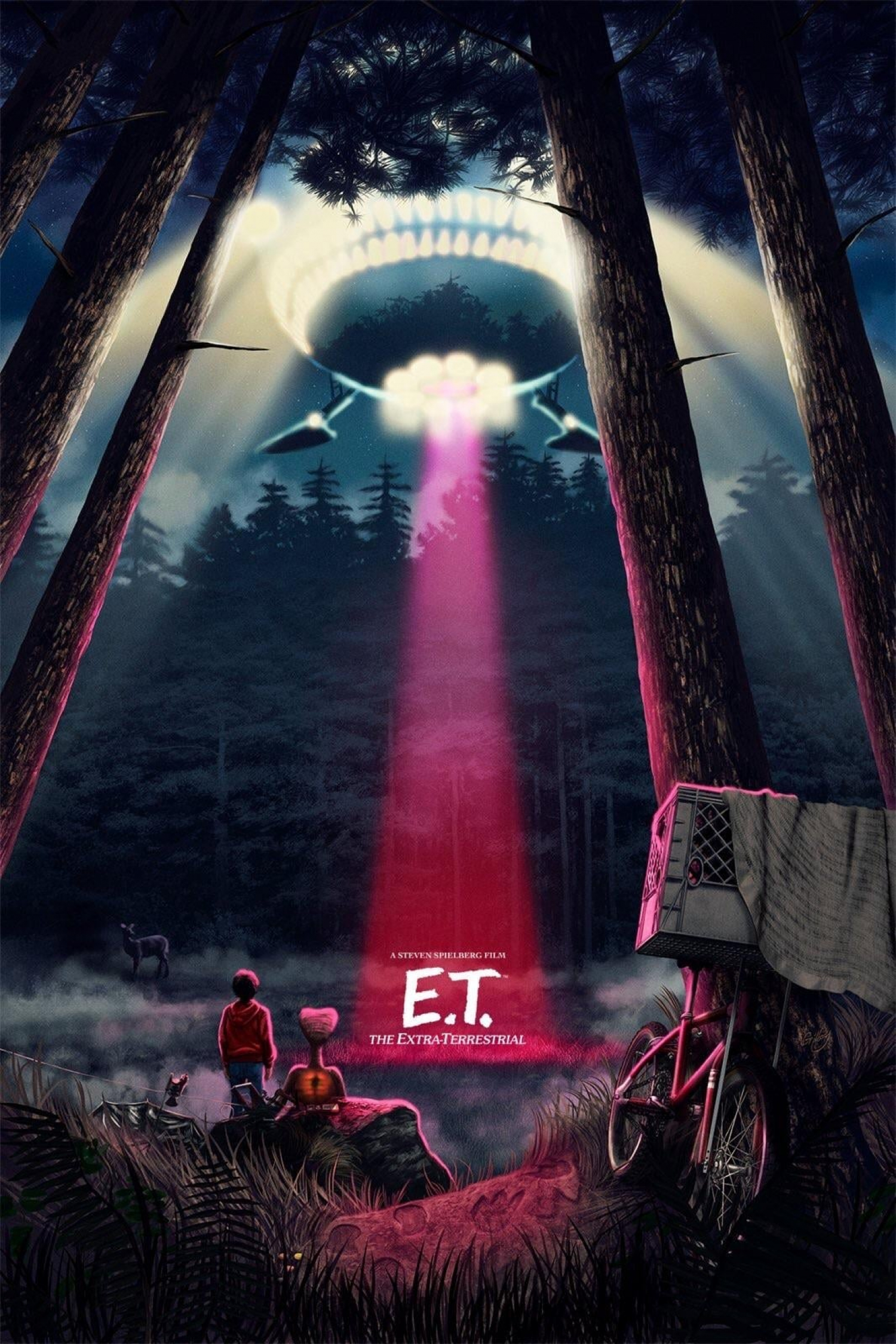 E.T. The Extra-Terrestrial on iTunes