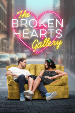 Poster The Broken Hearts Gallery