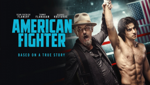 Poster American Fighter