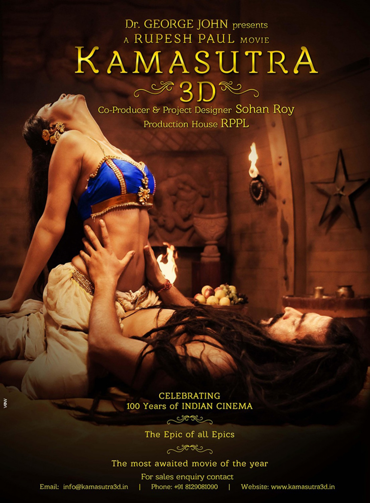 Kamasutra 3D - Movie Info And Showtimes In Trinidad And -7969