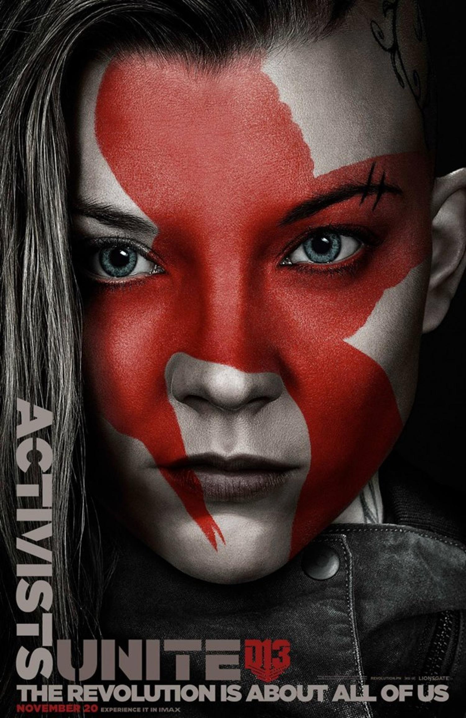 Trailer for The Hunger Games: Mockingjay - Part 2