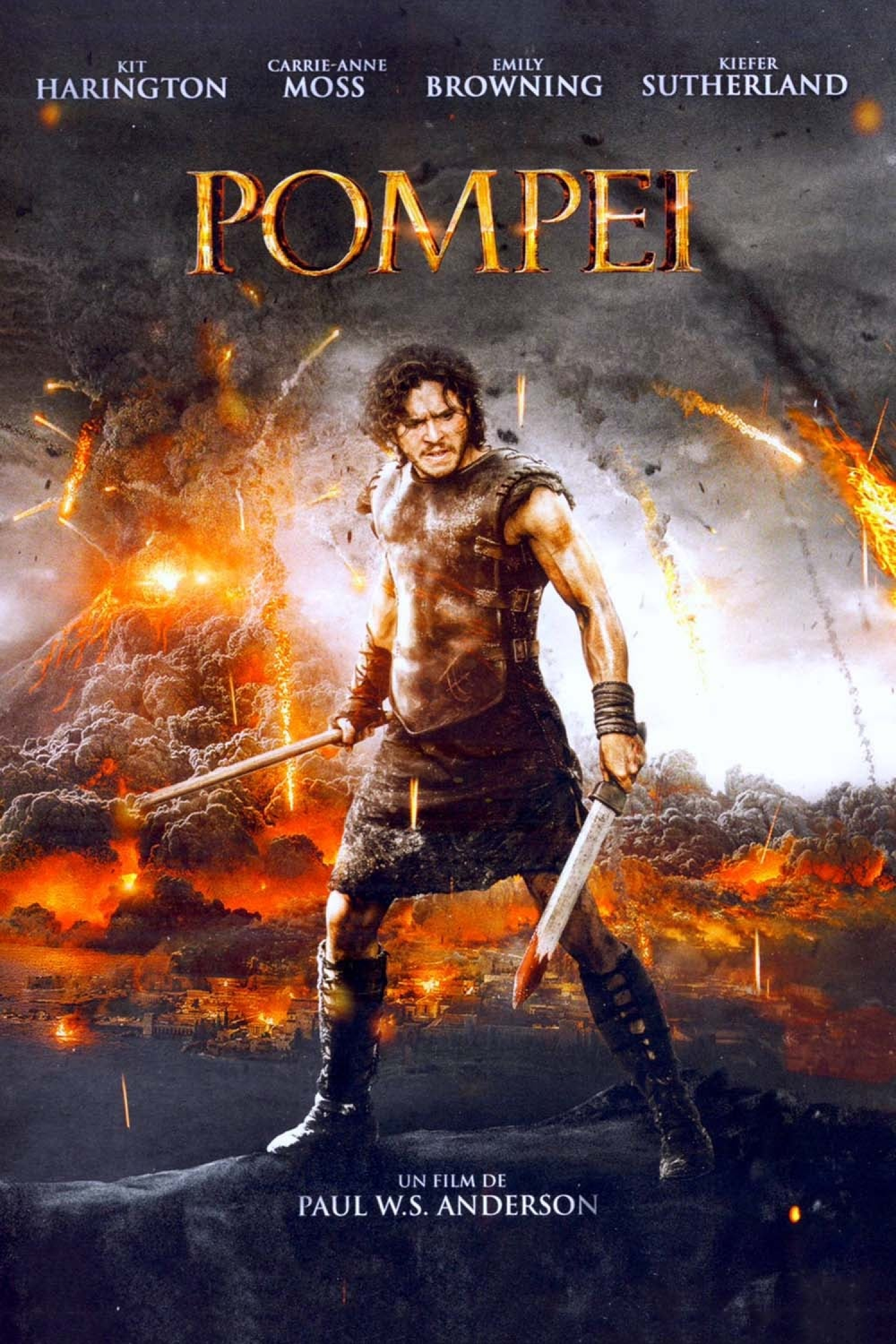 Pompeii - Movie info and showtimes in Trinidad and Tobago ...
