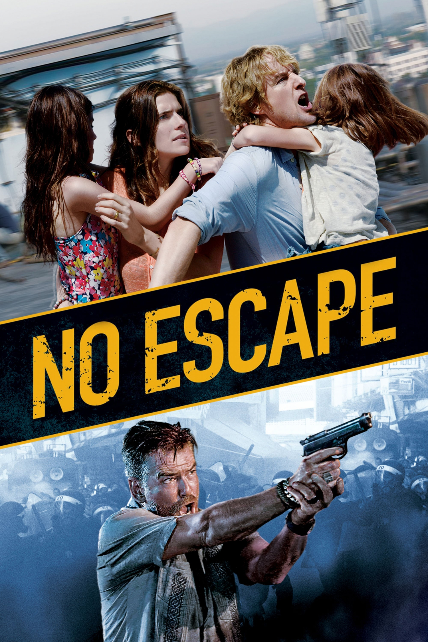 No Escape Film