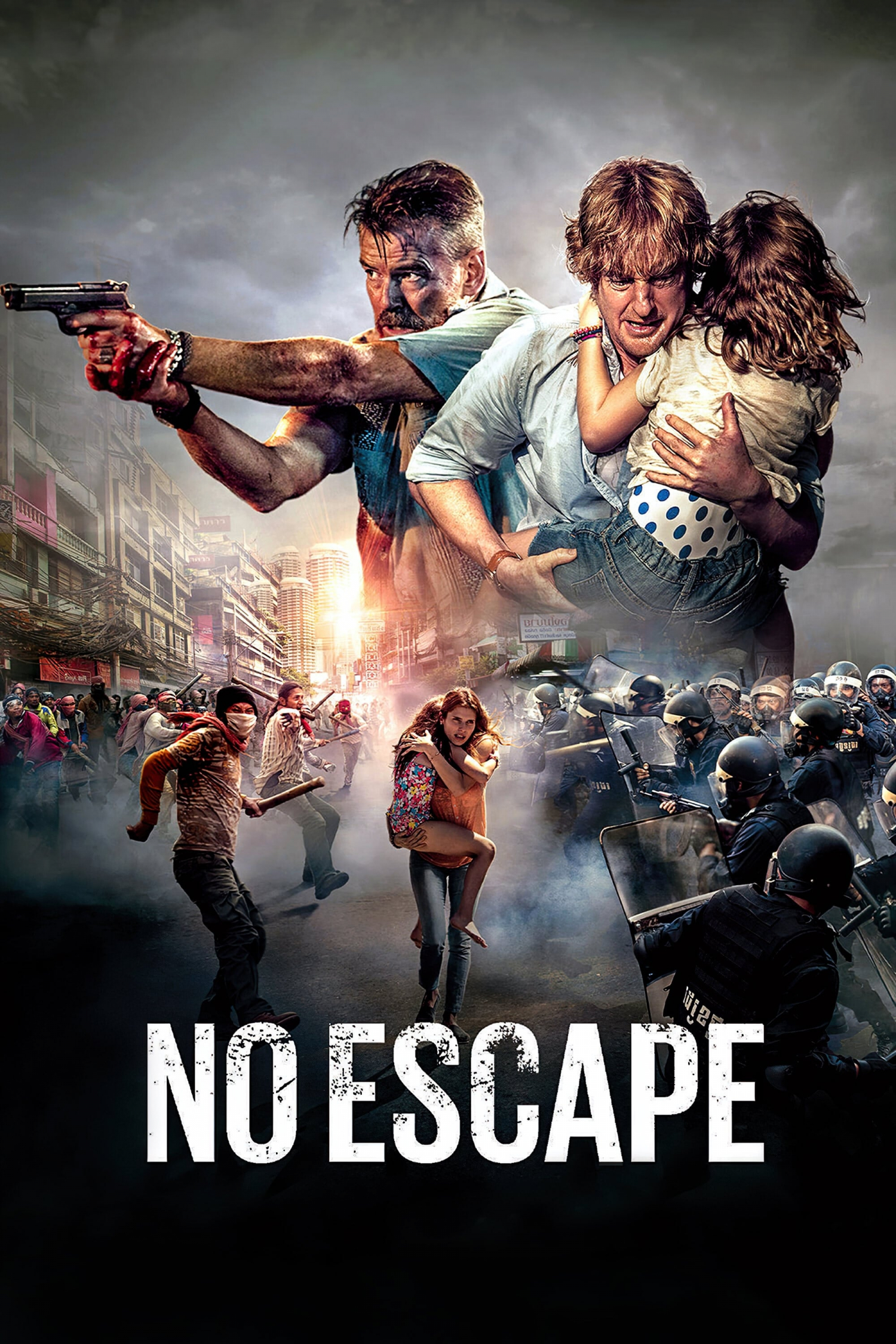 No Escape - Movie info and showtimes in Trinidad and
